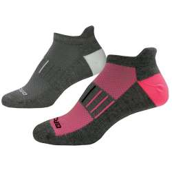 CHAUSSETTES BROOKS RUNNING FEMME ESSENTIAL LOW CUT TAB LITE